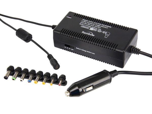Laptop-Stromversorgung für KFZ, 100 W - Produktbild 1