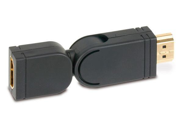 HDMI-Adapter, 180° winkelbar