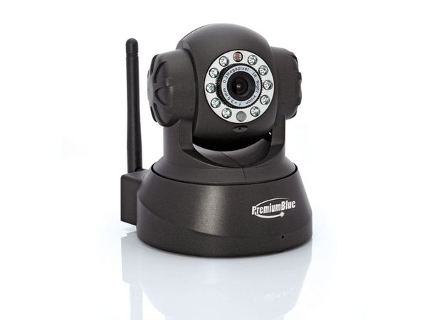 IP-Kamera PREMIUMBLUE PIPC-011, Pan/Tilt - Produktbild 1