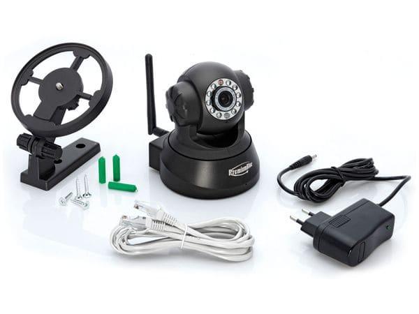 IP-Kamera PREMIUMBLUE PIPC-011, Pan/Tilt - Produktbild 7