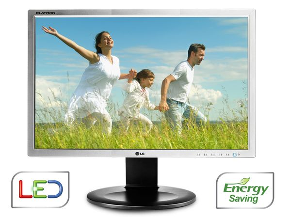 "55,9 cm (22"") TFT-Bildschirm LG E2210PM-SN - Produktbild 1"