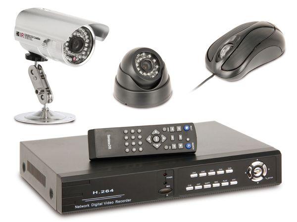 Digitales Video-Überwachungssystem - Produktbild 1