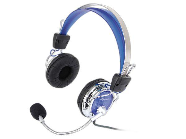 Multimedia-Headset - Produktbild 1