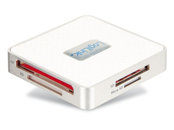 USB 3.0 Multi-Cardreader LOGILINK CR0033 ALL IN ONE - Produktbild 2