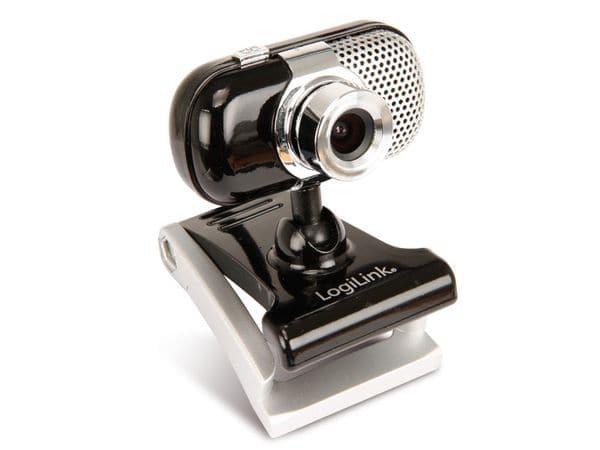 USB-HD Webcam LOGILINK UA0155