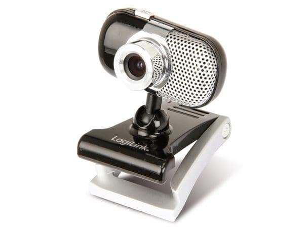 USB-HD Webcam LOGILINK UA0155 - Produktbild 2