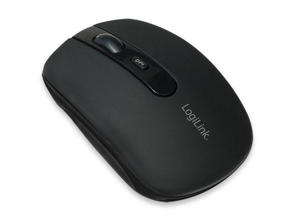 Optische Bluetooth-Maus LogiLink ID0078A - Produktbild 2
