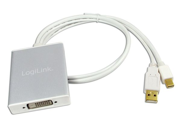 Adapter miniDP/USB zu DVI