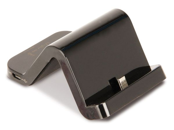 Micro-USB Design-Dockingstation - Produktbild 1