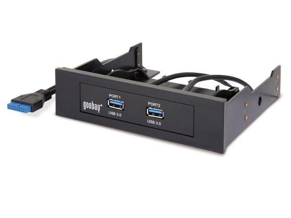 USB 3.0 Frontpanel, 2-port