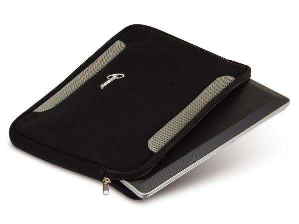 """Neopren Laptop-Hülle GEMBIRD NCC-8, 39,12 cm (15,4"""") - Produktbild 1"""