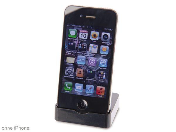 iPhone 4/4S Docking-Station KIDIGI - Produktbild 1