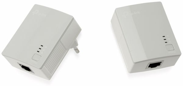 Powerline Adapter-Set TP-LINK TL-PA4010KIT, 600 Mbps - Produktbild 2