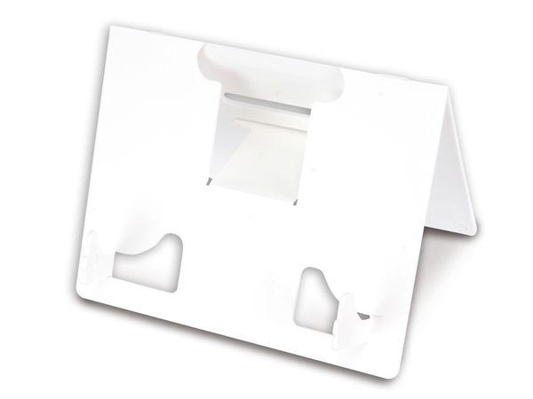 iPad-/Tablet-Ständer, weiß