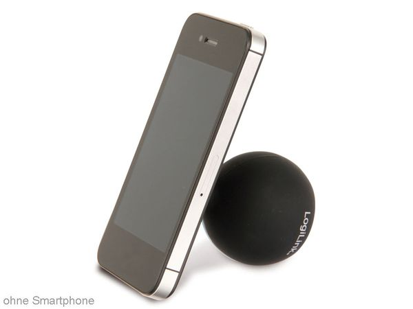 Multimedia-Lautsprecher LOGILINK SP0029 Iceball, schwarz - Produktbild 2