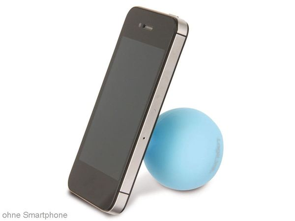 multimedia-Lautsprecher LOGILINK SP0032 Iceball, blau - Produktbild 2