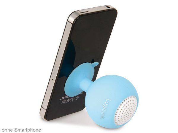 multimedia-Lautsprecher LOGILINK SP0032 Iceball, blau - Produktbild 3