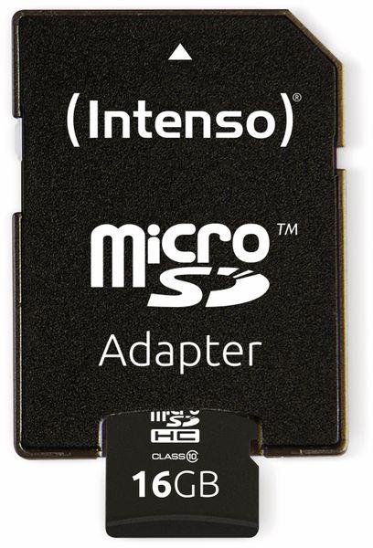 MicroSDHC Card INTENSO 3413470, 16 GB - Produktbild 4