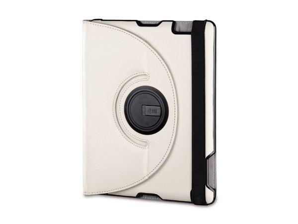 HAMA 107922, Padfolio für APPLE iPad 2/3rd/4th Gen., weiß