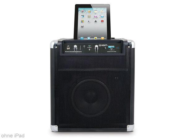 iPhone/iPod/iPad Aktivlautsprecher ION BLOCK ROCKER - Produktbild 1