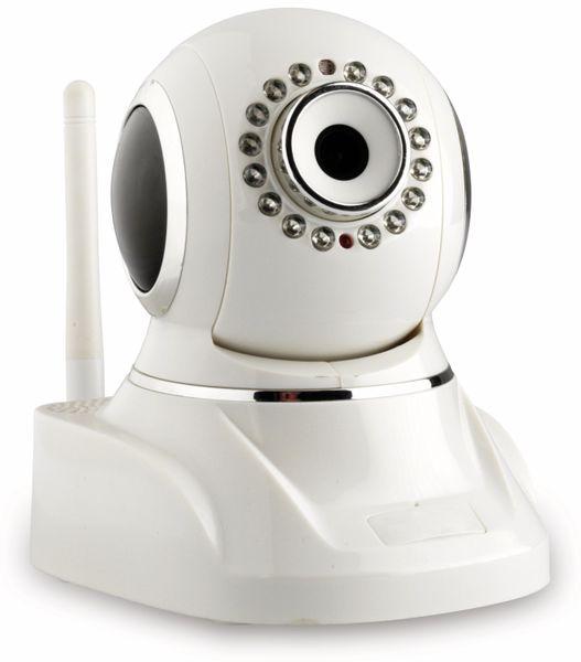 HD IP-Kamera PREMIUMBLUE PIPC-HD720SD, Pan/Tilt