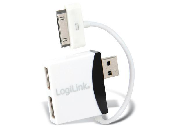 USB 2.0 Hub mit Dock-Connector Abzweigkabel - Produktbild 1