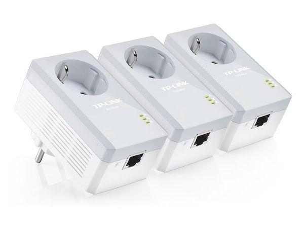 Powerline Adapter-Set TP-LINK TL-PA4010PTKIT, 500 Mbps - Produktbild 2