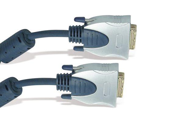 MHQ DVI-Verbindungskabel, 2 m