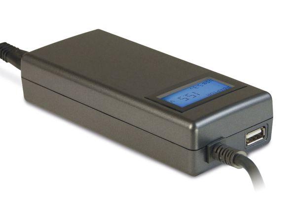 Notebook-Universalnetzteil Logilink PA0056, 90W - Produktbild 1