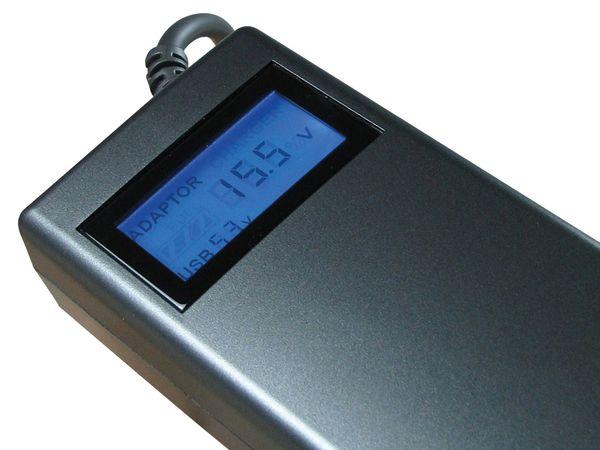 Notebook-Universalnetzteil Logilink PA0056, 90W - Produktbild 2