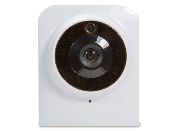 Netzwerk-Farbkamera TYPHOON WatchIt+, WLAN, TM013 - Produktbild 1