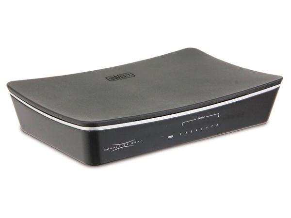 Gigabit Netzwerk-Switch SWEEX SW128, 8-Port - Produktbild 1