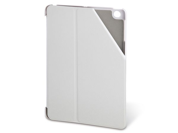 iPad mini Klappetui mit Standfunktion, HAMA Portfolio, weiß - Produktbild 1