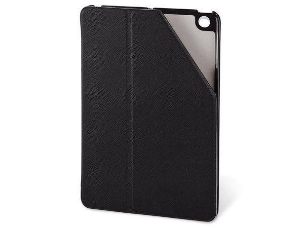 iPad mini Klappetui mit Standfunktion, HAMA Portfolio, schwarz - Produktbild 1