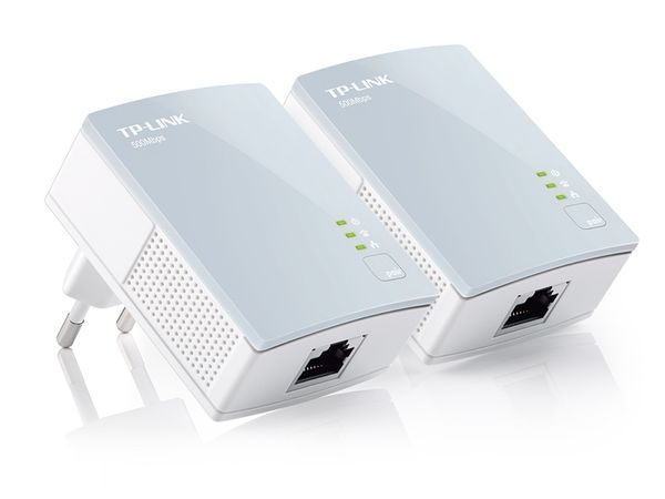 Powerline Adapter-Set TP-LINK TL-PA411KIT V2.0, 500 Mbps - Produktbild 1
