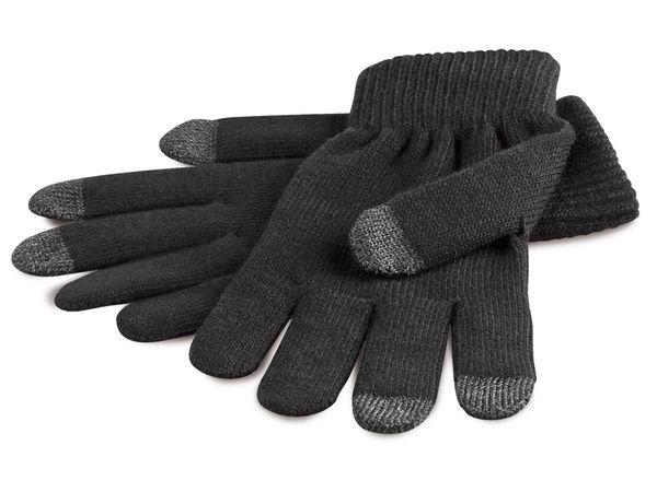 Winter-Handschuhe GOOBAY, kompatibel zu Smartphones, Größe M - Produktbild 1