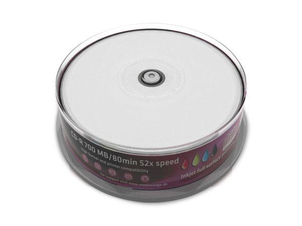 CD-R Spindel (bedruckbar) MediaRange