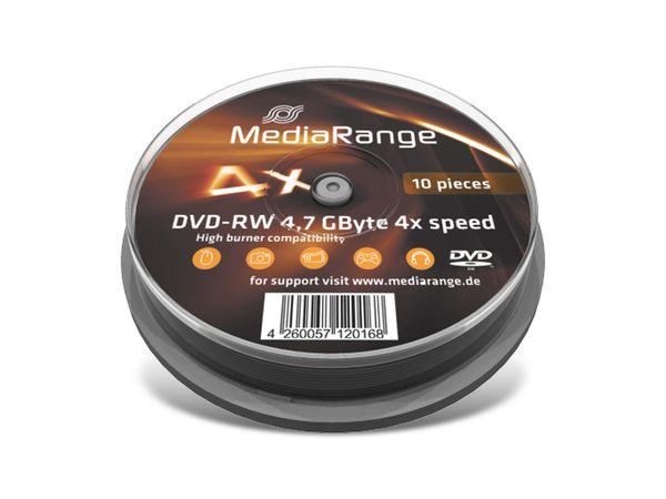 DVD-RW Spindel MediaRange