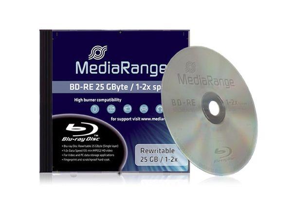 Blu-ray Disc BD-RE MediaRange