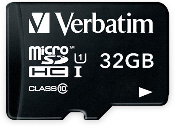MicroSDHC Card VERBATIM 44013, 32 GB