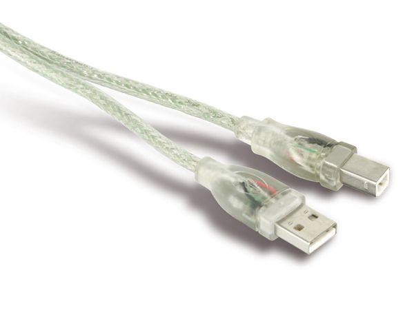 USB 2.0 Anschlusskabel mit LEDs