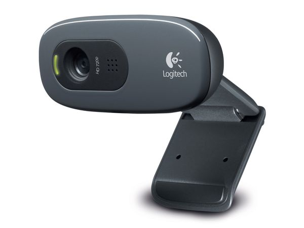 USB-HD Webcam LOGITECH C270
