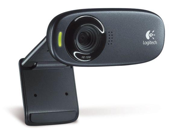 USB-HD Webcam LOGITECH C310
