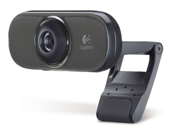 USB-HD Webcam LOGITECH C210
