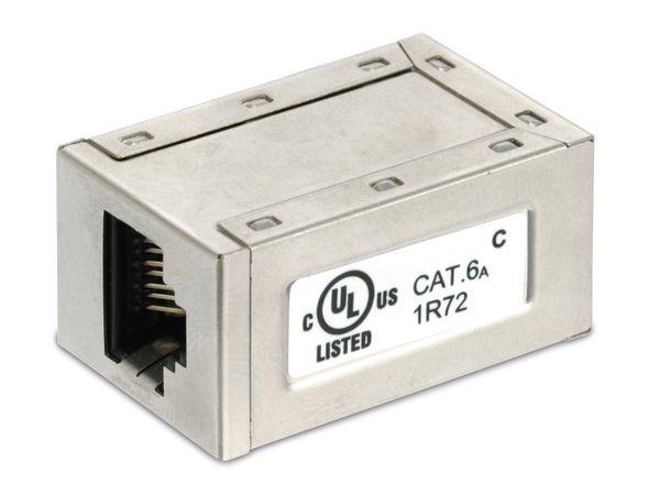 Modular-Verbinder 8P8C, CAT.6a