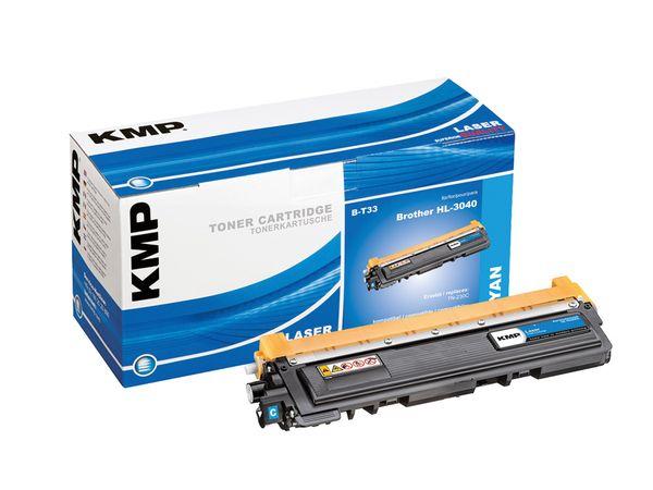 Toner KMP, kompatibel für Brother TN-230C, cyan