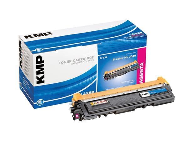 Toner KMP, kompatibel für Brother TN-230M, magenta