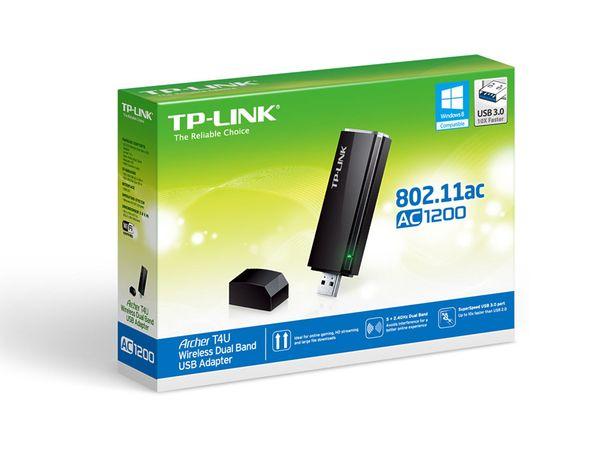 WLAN USB-Stick TP-LINK Archer T4U, 1200 Mbps, Dualband - Produktbild 2
