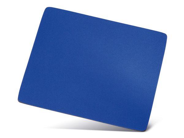 Maus-Pad HAMA, 223x183 mm, blau