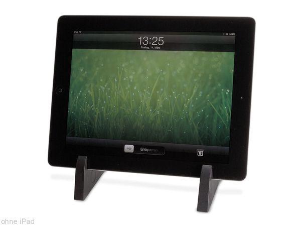 """iPad-/Tablet-Ständer 25,4 cm (10""""), LOGILINK AA0051, höhenverstellbar - Produktbild 6"""